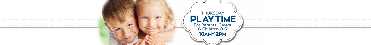 Play Time Banner for Web